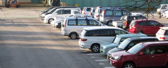 オデッセイの外寸と外装 機械式駐車場への対応は